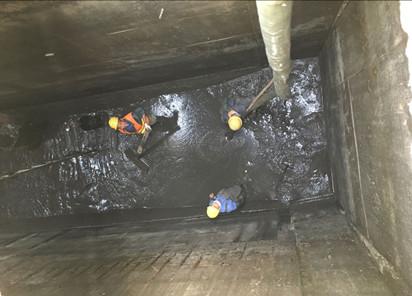 隔油池整改施工方案
