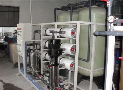 水处理设备安装整改公司