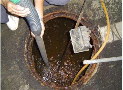 油污管道清洗疏通