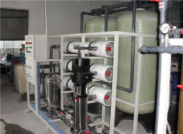 大渡口水处理设备安装整改公司